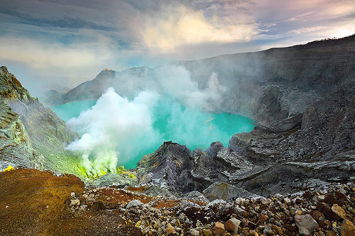 Beautiful Ijen